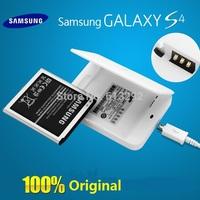 Genuine original i9500  SIV S4  3.8V Li-ion E600BC  battery +charger+cradle charger for samsung i9500  S3 SIV