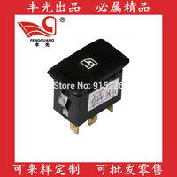 Factory Direct 12V/24V Auto Power Window Rocker Switch for Chery Car (10PCS/Lot)