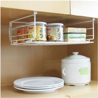 2014 Hot Sale Seconds Kill Stocked Single White Kitchen Storage Kitchen Shelf Multifunctional Storage Rack Cabinet Racks K1323