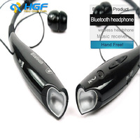Hot Wireless earphone Stereo Bluetooth Headphone Headset Neckband Style Earphone for Cellphones Tablet PC