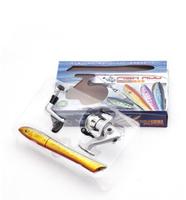 1M Fish Pen Rod Portable  Hand Rod Boat Fishing Rod  Ocean Rock Fishing