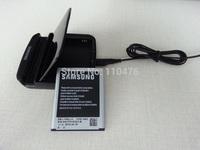 Gennuine original S3  SIII i9300  3.8V Li-ion  battery +charger+cradle charger for samsung  i9300  SIII S3