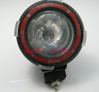 55w H3 HID offroad light  xenon Truck motorcycle Working light  7inch