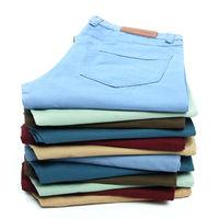 2014 New Hot Sale Casual Pants For Men,50% Discount Men Color Jeans CA072-1