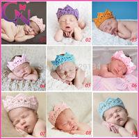 Stretch Crochet Headband Toddler Infant Headbands Baby Hair accessories Headwear 20 Pieces/lot CN-140730
