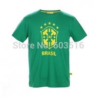 100% Xiaomi cotton Casual Unisex Adult  five-star Brazil   mitu couples T-shirt