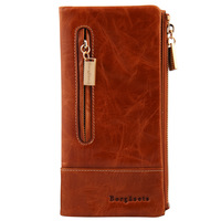 2014 new Leather women Wallets Women Card Holder coin purse fashion long purse case iphone  clutch bag WFCWL01368