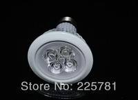 10W LED Spotlight PAR20 AC90-265V LED light bulbs free shipping 5pcs/lot led lamp Bombillas del envio llevo