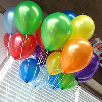 Thickening decoration married birthday arch pearl round balloon 100