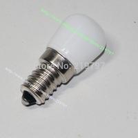 led bulb 2W E14 Fridge bulb high power chip AC220-265V for LED Crystal  chandeliers drawing room + 10cs + Free shipping