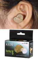 High Quality AXON K-80 sound amplifier Hearing Aids Assistance Listen up Amplifier Sound listening device for vetreran