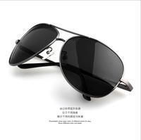2014 Fashion Men Polarized Sunglass Multi Color Alloy Glasses Frame Dedicated Driving Aviator Sunglasses 5 Colors A453 Wholesale