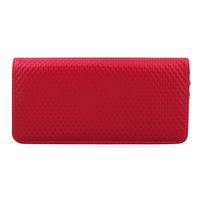 2014 new Hot  women genuine leather handbag  fashion zipper women clutch bag evening clutch wallets /card holder WWLCL01335