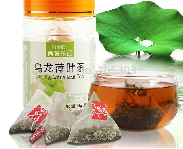 oolong tea/ oolong tea bags alpine stars new 2014 chinese tea food fragrance high quality health care 14g 1pcs/lot free shipping(China (Mainland))