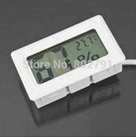 New10pcs New Mini Digital LCD Thermometer Hygrometer Humidity Temperature
