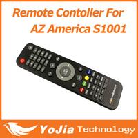 1pc Remote Control for original AZ america HD satellite receiver az american S1001 remote controller free shipping