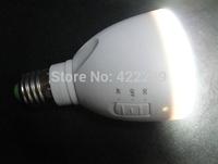 Newest E27 4W portable Rechargeable LED emergency light lamp bulb,extendible led flashlight torch,magic bulb