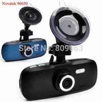 2014 New Arrival Novatek 96650 Super Night Vision G1W GS108 1080P Full HD Car DVR With 2.7 inch Screen+G Sensor+WDR