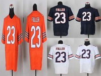 Wholesale Cheap Jersey,Online Buy Newest Chicago #23 Kyle Fuller Men's Elite Team Draft Player American football Stitched jersey