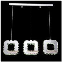 Fast Shipping LED LED Pendant Light/Lighting/Lamp Modern Crystal Light Fixture MD8929
