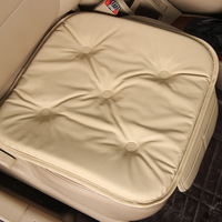 car supplies Car seat covers, spring summer premium car seat cushion, bamboo charcoal leather monolithic seat cushion hd