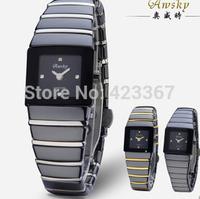 2015 Rushed Women Watches Fashion New Women Ceramic Watches Switzerland Brand Sapphire Czech Diamond Waterproof 3atm Lady Watch