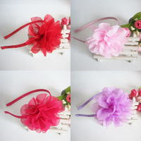 Fashion Kids Tollder Baby Headbands Childrens Hair Accessories flower Hair  Bands Headwear  1404HE003