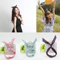 Kids Hairbands Princess Headbands Baby Hair Accessories Girls Cute Bowknot Headbands Childrens Accessories  1405HE001
