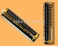2000pcs/lot AA LR6 AM3 1.5v Alkaline Batteries, High-grade quality,Golden Jacket--SGS,ISO9001