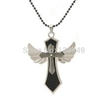 wholesale angel cross pendant