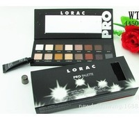 New Makeup LORAC PRO Palette 16 Color Eyeshadow With Eye Primer Eye shadow Palette Band Makeup cosmetics