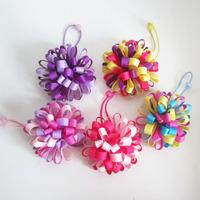 girls flower hair bands baby hair wear children's kids Hair Accessories headbands 1404HHB003
