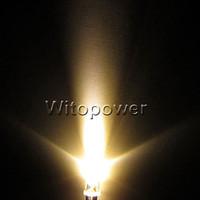 1000 pcs Lot 5mm 15000MCD Super bright LED Warm White Light Bulb Lamp