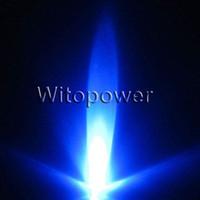 free shipping 1000 pcs Lot 5mm LED 12000MCD Round Super bright Blue Light Bulb Lamp Wholesale