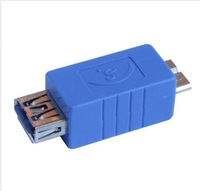 NEW Superspeed USB 3.0 Type A Female to 3.0 Micro B Male Converter Adapter AU3A2-MCB
