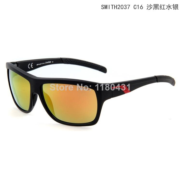2014 hot sale Reflective fashion smith Original sports sunglasses men and women brand glasses oculos Gafas de sol good quality(China (Mainland))