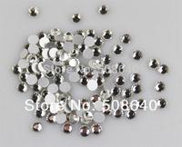 Flatback Glitter Rhinestone SS30 6mm Size Crystal 288pcs/pack Nail Art Decoration Ornamnt Product Beauty Fashion 536