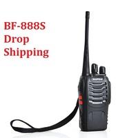 BF-888S UHF walkie talkie 5W 16CH two-way Radio Interphone Transceiver Mobile Portable cheap radio