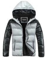 free shipping men's down jacket ,2014 winter men's fashion down jacket , winter warm jacket men 138