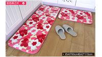 40*60cm and 43*115cm memory foam  anti-slip absorbent bathroom mat slow rebound bedroom carpet boudoir mat free shipping