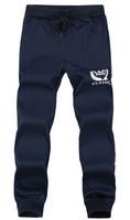 high quality cotton sport pants , new 2014 men's training pants men 49