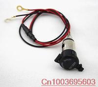 High quality NEW 12V 10A 120W Car Motorcycle Cigarette Lighter Power Socket Plug