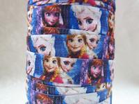WM ribbon wholesale/OEM 5/8inch 14521001 folded over elastic FOE 50yds/roll free shipping
