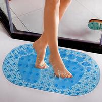 Bath mat shower room bath mat slip-resistant pad massage mats belt sucker mat doormat