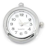2Pcs Quartz Watch Face. Fit Link Chain Bracelet 27x25mm (Over $100 Free Express)