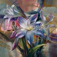 Flowers Painting Frameless Diy digital oil painting  40*50 acrylic painting paint by number ,Home Painting,linen