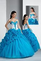 Sweet 16 dresses 2015 New Ball Gown sweetheart off-shoulder sleeveless quinceanera dresses vestido de 15 anos DTY-055