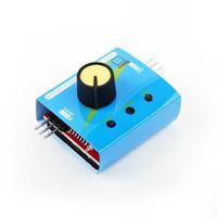 Multi Servo Tester 3CH ESC 4.8-6V CCPM Master Checker Meter