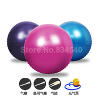 Thick barbed yoga ball fitness ball yoga ball massage ball slimming special offer free shipping