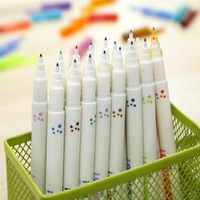 BF020 Colorful promotional pen Color water-based pen  line pen 0.3mm pen 15.5  free shipping